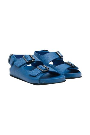 Gallucci blue buckle sandals Gallucci | 5032315 | J10090AMAND233