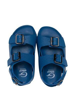 Sandali teen con fibbia blu Gallucci Gallucci | 5032315 | J10090AMAND233T