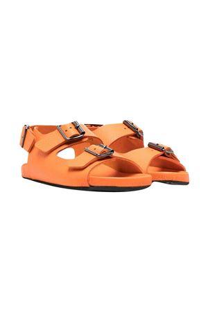 Gallucci Kids orange sandals  Gallucci | 5032315 | J10090AMAND351