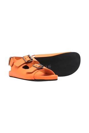Gallucci Kids orange teen sandals  Gallucci | 5032315 | J10090AMAND351T