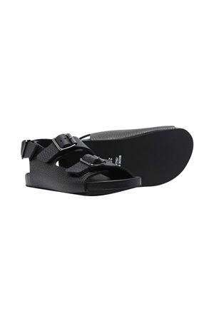 Gallucci teen sandals with flat sole Gallucci | 5032315 | J10090AMAND999T