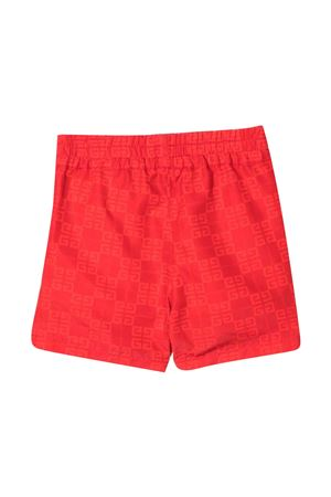 Shorts con stampa Givenchy kids Givenchy Kids | 85 | H00039991