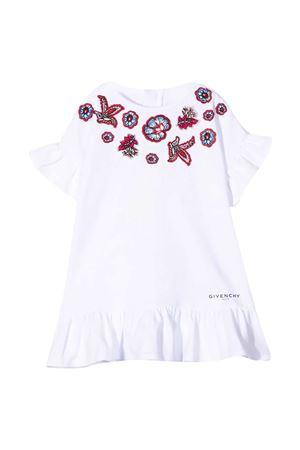 Vestito bianco Givenchy kids Givenchy Kids | 11 | H0207310B