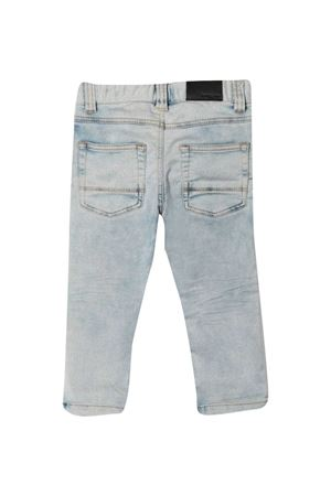 Jeans con stampa Givenchy kids Givenchy Kids   9   H04097Z04