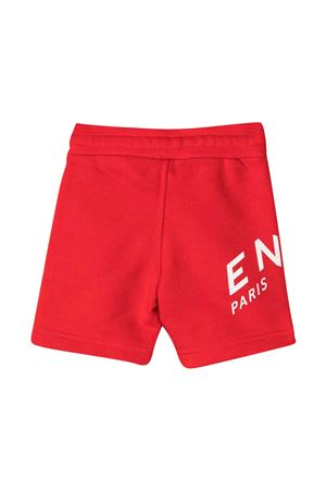 Red sports shorts Givenchy kids  Givenchy Kids | 30 | H04098991