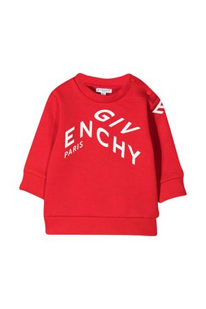 Red sweatshirt Givenchy kids  Givenchy Kids | -108764232 | H05157991