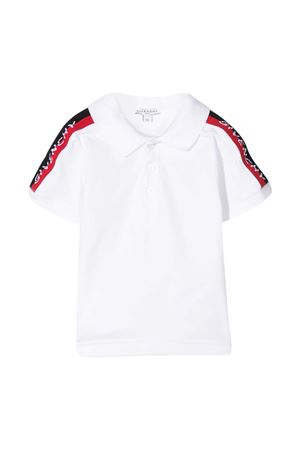 Polo con applicazione Givenchy kids Givenchy Kids | 2 | H0516010B