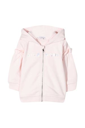 Felpa con stampa Givenchy kids Givenchy Kids | 39 | H0516545S