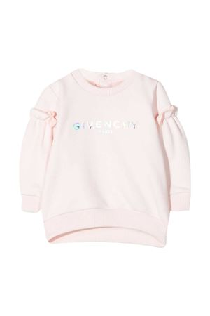Felpa rosa Givenchy Kids Givenchy Kids | -108764232 | H0516745S