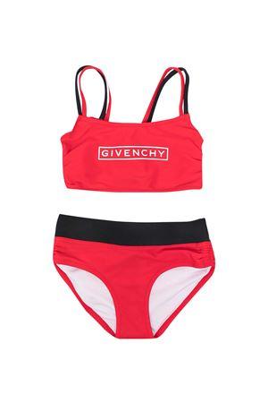 Bikini con stampa Givenchy kids Givenchy Kids | 23 | H10036991
