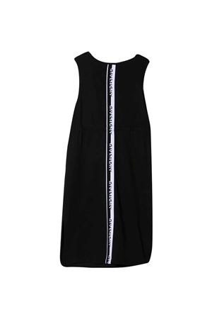 Abito modello T-shirt con stampa Givenchy kids Givenchy Kids | -1163233699 | H1215109B