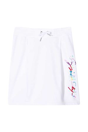 Givenchy Kids white teen skirt  Givenchy Kids | 15 | H1304010BT