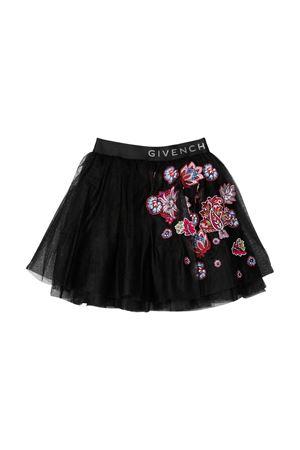 Gonna nera teen Givenchy Kids Givenchy Kids | 15 | H1304209BT