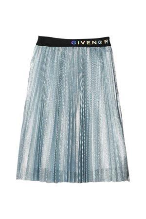 Gonna blu Givenchy Kids Givenchy Kids   15   H13045Z40