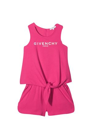 Set due pezzi con stampa Givenchy kids Givenchy Kids | -1617276553 | H14112483