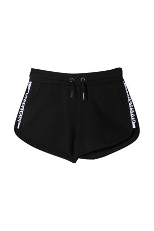 Shorts neri Givenchy Kids Givenchy Kids   30   H1411409B