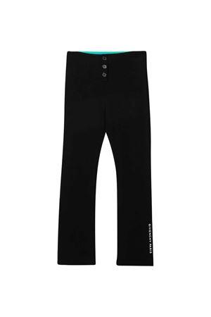 Pantaloni neri teen Givenchy Kids Givenchy Kids | 411469946 | H1412109BT