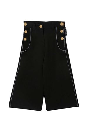 Black teen Givenchy Kids trousers  Givenchy Kids | 9 | H1412409BT