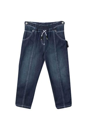 Jeans con banda logo Givenchy kids Givenchy Kids | 9 | H14127Z10