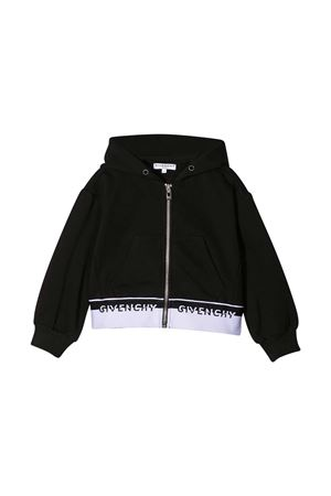 Black Givenchy Kids sweatshirt  Givenchy Kids | -108764232 | H1519009B
