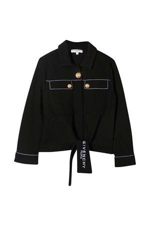 Black Givenchy Kids shirt  Givenchy Kids | 5032334 | H1519109B