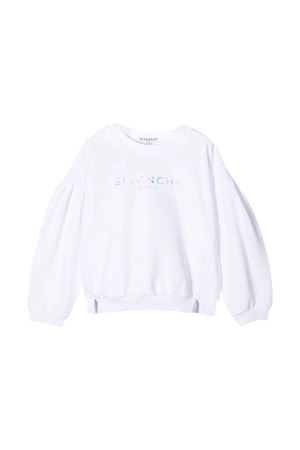 White Givenchy Kids sweatshirt  Givenchy Kids | -108764232 | H1519310B
