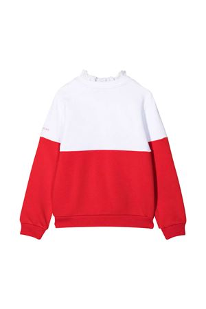 Givenchy kids teen two-tone sweatshirt Givenchy Kids | -108764232 | H15195N79T