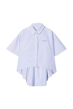 Givenchy kids embroidered shirt Givenchy Kids | 6 | H15208N48