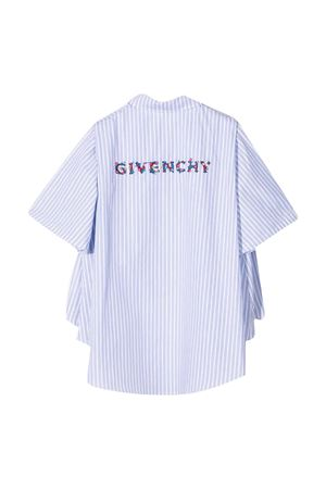 Camicia con ricamo Givenchy kids Givenchy Kids | 6 | H15208N48