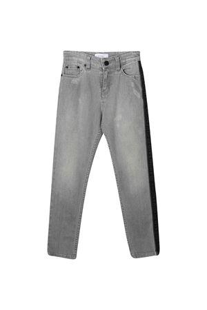 Jeans con effetto vissuto Givenchy kids Givenchy Kids | 9 | H24112Z20