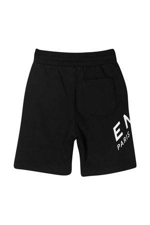 Givenchy Kids black teen bermuda shorts Givenchy Kids | 5 | H2411909BT