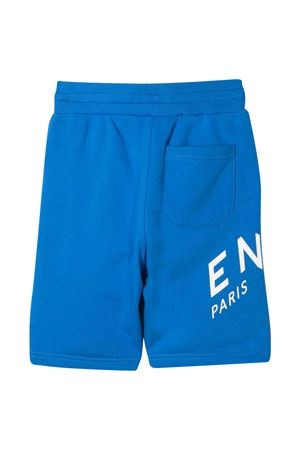 Givenchy Kids blue teen bermuda shorts Givenchy Kids | 5 | H24119816T