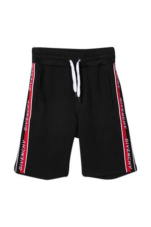 Shorts teen sportivi con coulisse Givenchy kids Givenchy Kids | 5 | H2412009BT