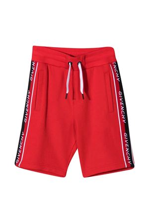 Red shorts Givenchy Kids  Givenchy Kids | 5 | H24120991