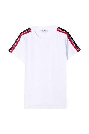 T-shirt bianca Givenchy kids Givenchy Kids | 8 | H2524610B