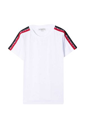 T-shirt bianca teen Givenchy kids Givenchy Kids | 8 | H2524610BT