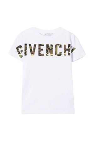 White T-shirt teen Givenchy kids  Givenchy Kids | 8 | H2524810BT