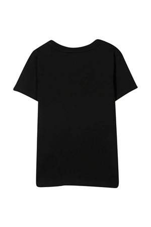 T-shirt nera Givenchy Kids Givenchy Kids   8   H2525109B