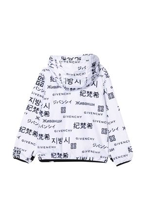 Jacket with Givenchy kids press Givenchy Kids | 13 | H26075N50