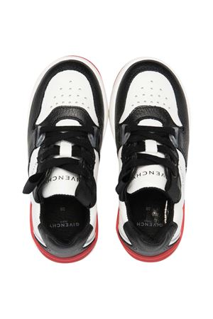 Givenchy Kids two-tone sneakers Givenchy Kids | 12 | H29048N50