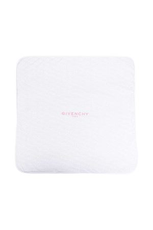 Coperta rosa con stampa Givenchy kids Givenchy Kids | 69164127 | H9008145S