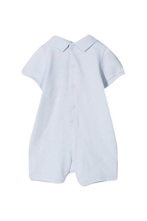 Pagliaccetto azzurro con stampa Givenchy kids Givenchy Kids | -1617276553 | H94054771