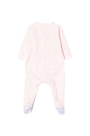 Tutina rosa con stampa Givenchy kids Givenchy Kids | 1491434083 | H9706345S