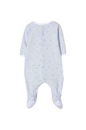 Tutina blu con stampa Givenchy kids Givenchy Kids | 1491434083 | H97063771
