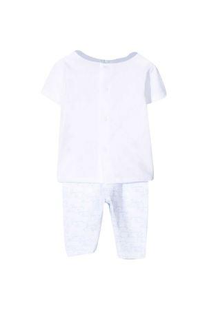 Completo bianco e azzurro Givenchy kids Givenchy Kids | 42 | H98112771