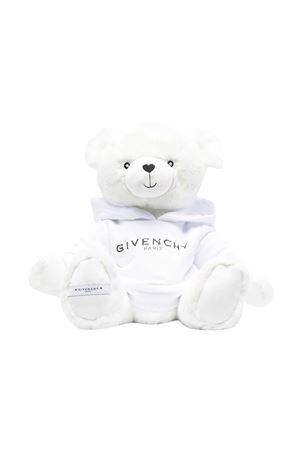 Orso bianco con felpa Givenchy kids Givenchy Kids   902139302   H9KM1710B