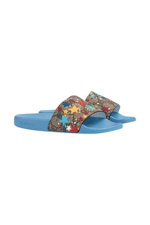 Sandali blu Gucci Kids GUCCI KIDS | 5032315 | 5010692R6008919