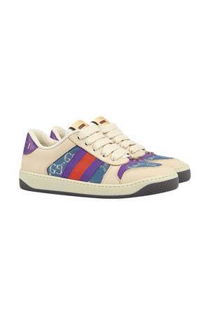 Multicolor sneakers Gucci Kids GUCCI KIDS | 90000020 | 6266202C8504660