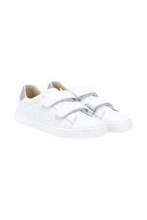 Sneakers bianche Gucci kids GUCCI KIDS | 90000020 | 630619BLN709060
