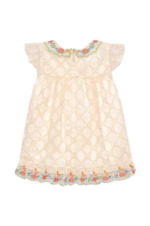 Gucci kids Interlocking motif dress GUCCI KIDS | 11 | 641785ZAF729791